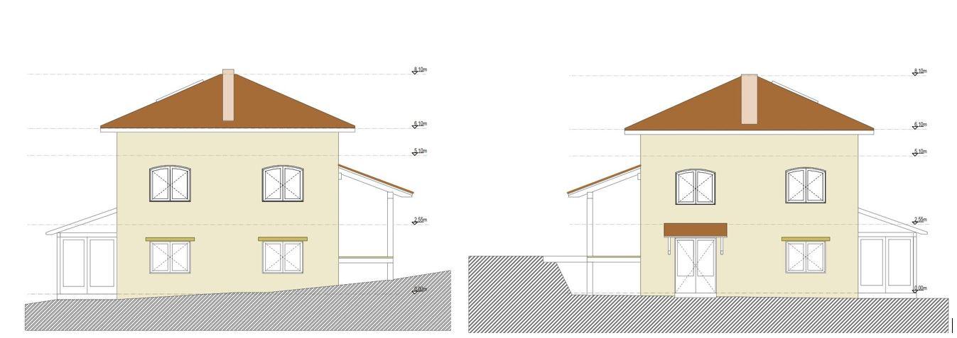Къщата - план 2